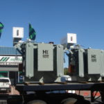 Transformers Ready for Transport - 3150VSD and 1250VSD