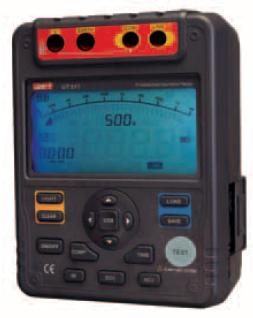 UT511 Insulation Resistance Tester